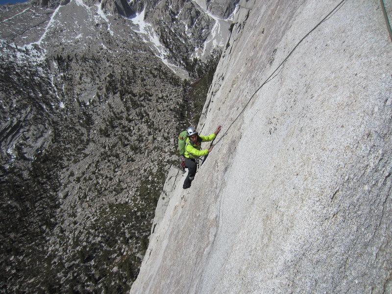 MSMR Lone Pine Peak, Sierra Nevada
