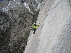 Rock Climbing Photo: MSMR Lone Pine Peak, Sierra Nevada