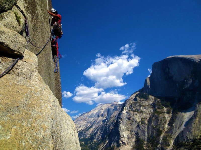 The Prow, Washington Column, Yosemite.