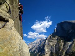Rock Climbing Photo: The Prow, Washington Column, Yosemite.