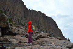 Rock Climbing Photo: Frews Flutes in Ben Lomond NP.