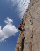 Rock Climbing Photo: Quality Climbing!
