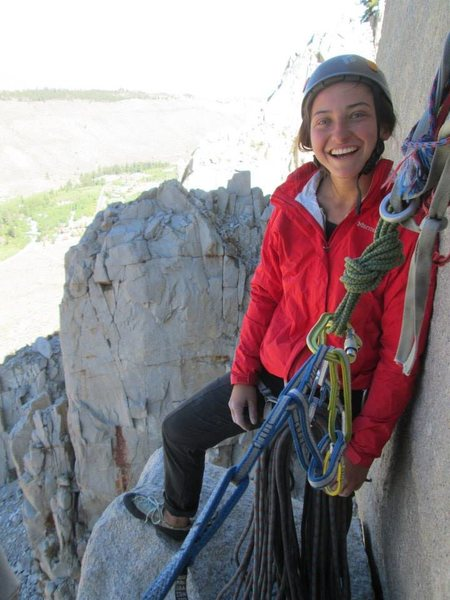 Rock Climbing Photo: Cardinal Pinnacle!