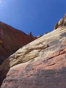 Rock Climbing Photo: Guillermo on P3