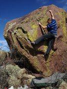 Rock Climbing Photo: SW Corner.