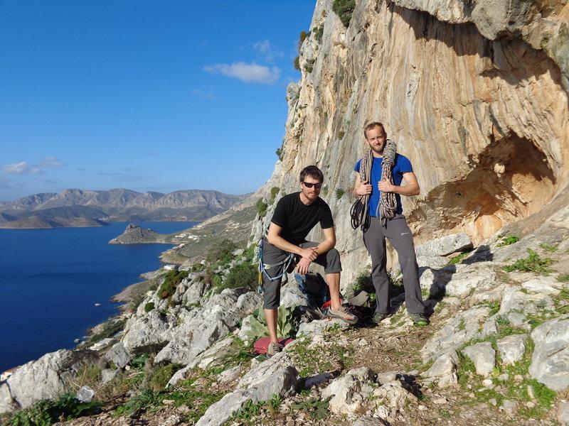 Rock Climbing Photo: Kalymnos, Greece