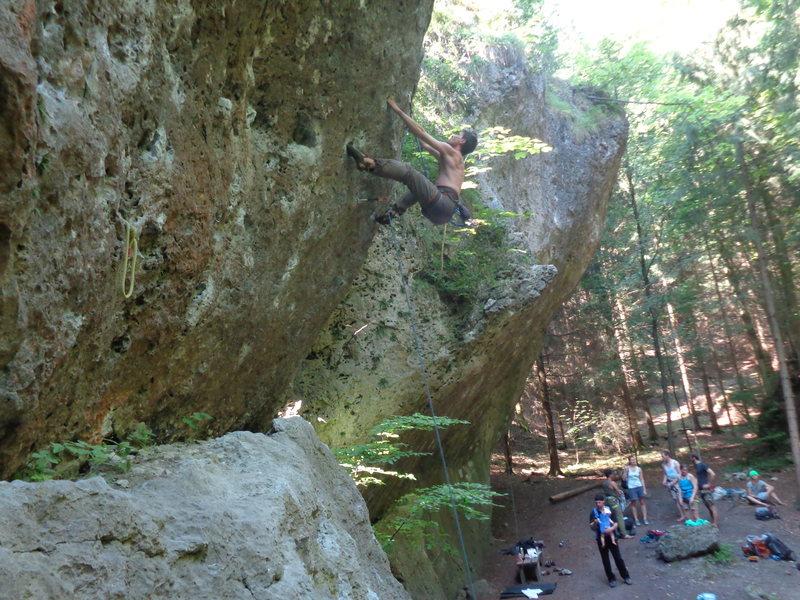 Rock Climbing Photo: Frankenjura, Germany