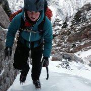 Rock Climbing Photo: Cali Ice