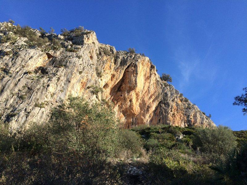 Sector Cuevas