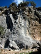 Rock Climbing Photo: The middle of the Hüdaverdi sector
