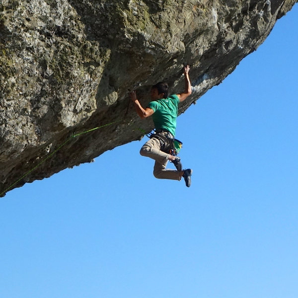 Rock Climbing Photo: Endless Bummer