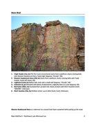 Rock Climbing Photo: Main Wall Part I
