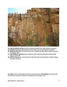 Rock Climbing Photo: Main Wall Part V