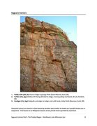 Rock Climbing Photo: Saguaro Corners Part I: The Traddy Wagon