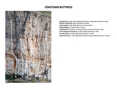 Rock Climbing Photo: Cowtown Buttress