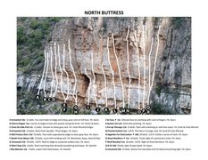 Rock Climbing Photo: North Buttress