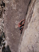 Rock Climbing Photo: Bighorn Dihedral