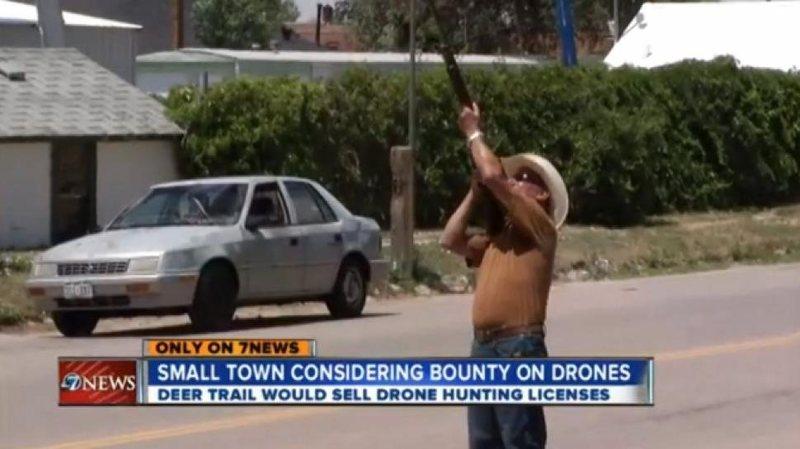 Yeah! Drones!