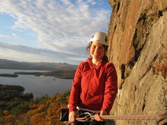 Rock Climbing Photo: Lake George, New York