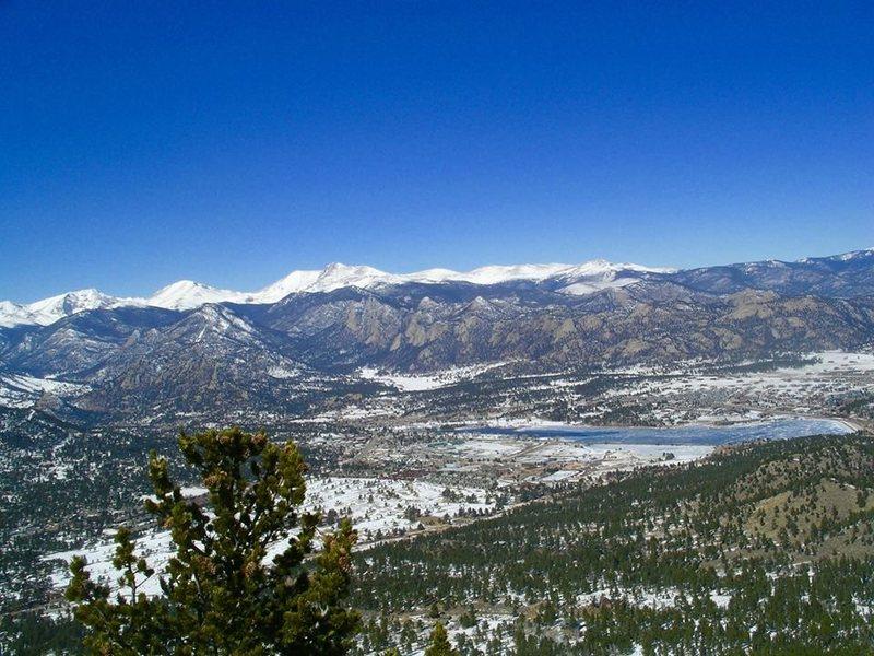 Lumpy Ridge - Saturday, March 7.