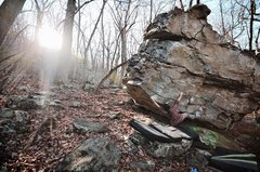Rock Climbing Photo: xxx Photo cred: Nate Blakeslee