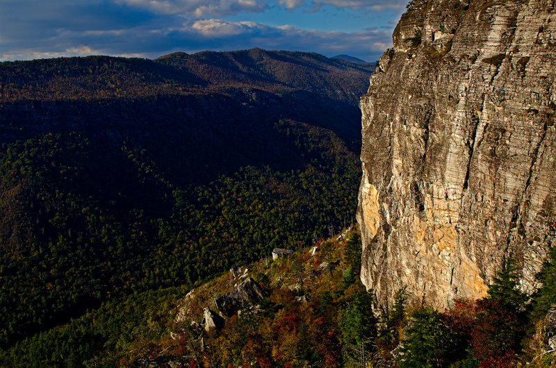Rock Climbing Photo: Dopey Duck at Shortoff mountain. photo cred: Lynn ...