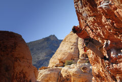 Rock Climbing Photo: Whats not to love about overhanging jugs?