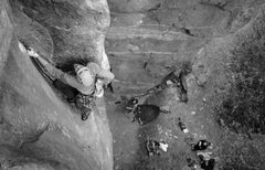 Rock Climbing Photo: Great photo taken by Ryan Sheridan of Heathenistic...