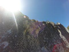 Rock Climbing Photo: Jugs!!!