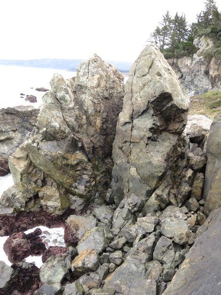 Twin Pinnacles