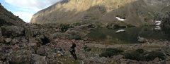 Rock Climbing Photo: The dream bivy