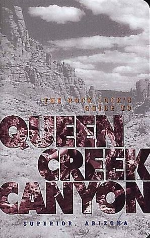 "Rock Climbing Photo: Cover of ""The Rock Jock's Guide To Queen Cree..."