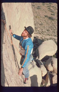 Rock Climbing Photo: This was the second time RV and I did Swept Away (...