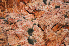 Rock Climbing Photo: Calico Basin looks like a where's waldo photo to t...