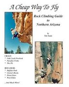 "Rock Climbing Photo: Cover of ""A Cheap Way To Fly"""