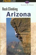 "Rock Climbing Photo: Cover of ""Rock Climbing Arizona"""