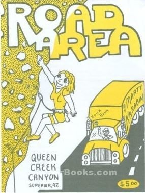 "Cover of ""Road Area"", a Karabin guide."