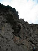 Rock Climbing Photo: Esprit de Corps