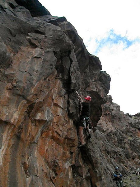Rock Climbing Photo: Marine Corps