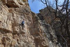 Rock Climbing Photo: Kindest Cut