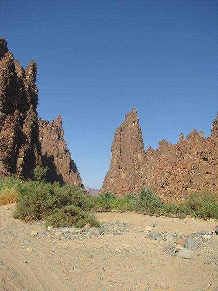 Rock Climbing Photo: THE TOWER