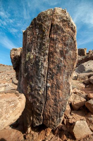Rock Climbing Photo: the Dallas Boulder