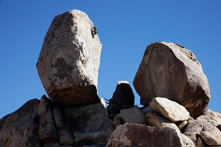 Headstone Rock (Joshua Tree)