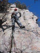 Rock Climbing Photo: Ben
