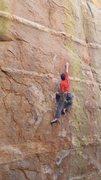 Rock Climbing Photo: Holey Moley