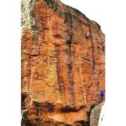 Rock Climbing Photo: P.O.D. 11.a