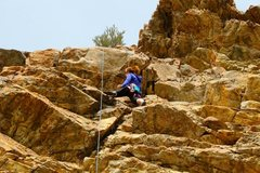 Rock Climbing Photo: S-Curves in BCC