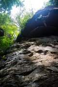 Rock Climbing Photo: Methane Rising at the Red River Gorge
