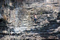 Rock Climbing Photo: DWS Railay Bay Thailand