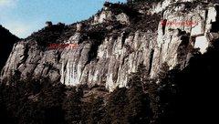 Rock Climbing Photo: Whodunnit and Winter Walls